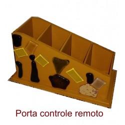 Porta controle remoto